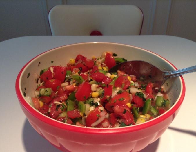 Chunky Fresh Salsa